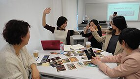 Exhibition Design Workshop by Dr. Ian Russell, Dec 2013